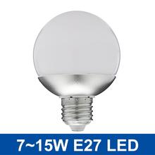 NEW LED Lamp E27 SMD5730 LED Light 7W 9W 12W 15W LED Bulb 85-265V Global Bulbs High Bright Lighting Warm White/Cold White A60-90