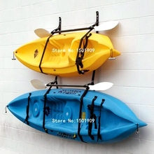 ELUANSH rubber fishing Boat accessories marine Surfboard SUP Webbing Hanger Strap - Set of 2 paddle kayak de pesca bateau canoe(China)