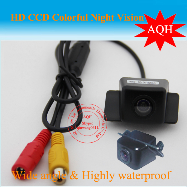 Promotion Special hot selling CCD rearview camera for 2008 Camry oem car reverse camera with Free Shipping(China)