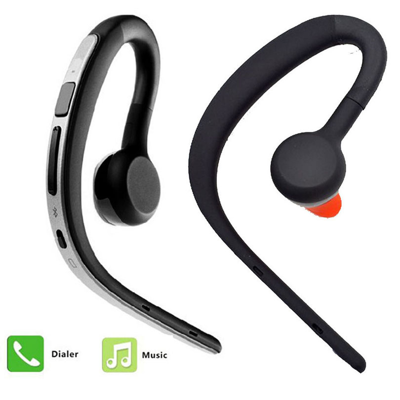 car driver headset bluetooth earphones Handsfree Portable Wireless Stereo  Bluetooth  earphone for jabra for all phone<br><br>Aliexpress