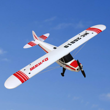 Buy Dynam 1070mm Super Cub PA-18 RC RTF Propeller Plane Model W/ Motor ESC Servo Battery for $210.00 in AliExpress store