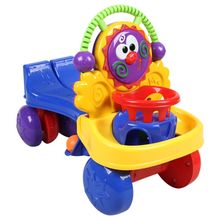 Multifunctional Push Stand Ride Baby Sun Walker Musical Activity Kids Baby Ride On Toys