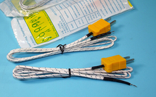 5 pcs 100cm Length Wire K-type Thermocouple Sensor Temperature Probe Teflon Line