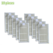 10 pieces/lot Robot Vacuum Cleaner HEPA Filter replacement for Chuwi ilife V1 Robotisc Vacuum Cleaner ilife v1(China)
