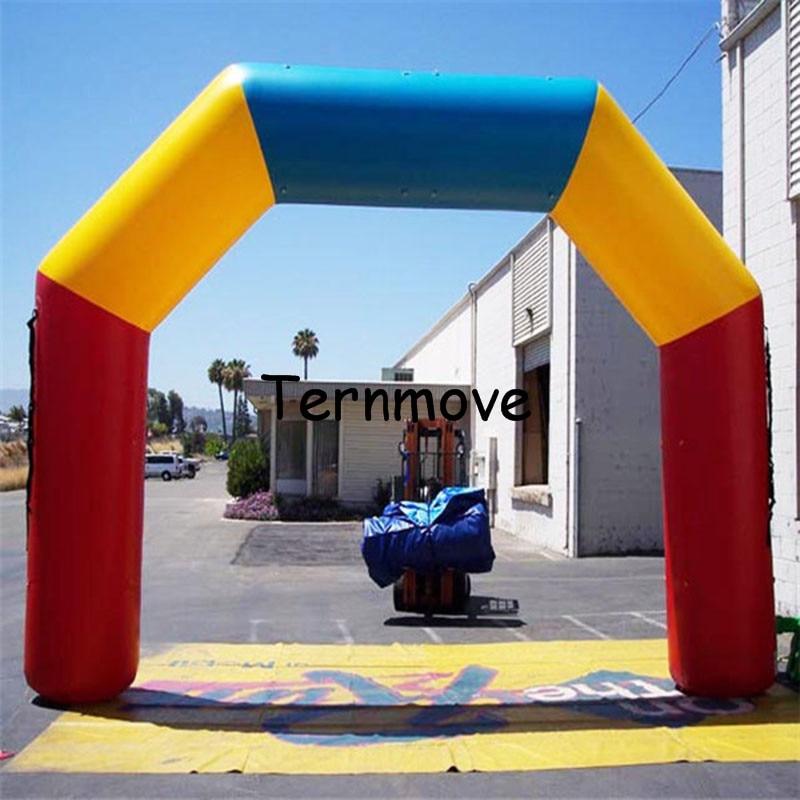 inflatable air-blown arch6