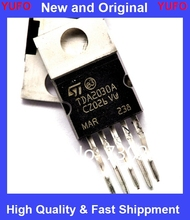 10pcs/bag TDA2030 / TDA2030A linear audio amplifier / PA / short-circuit and thermal protection IC