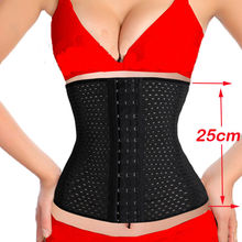 2017 Sexy Invisible Waist Tummy Trimmer Cincher Body Shaper Trainer Girdle Slim Control Corset(China)