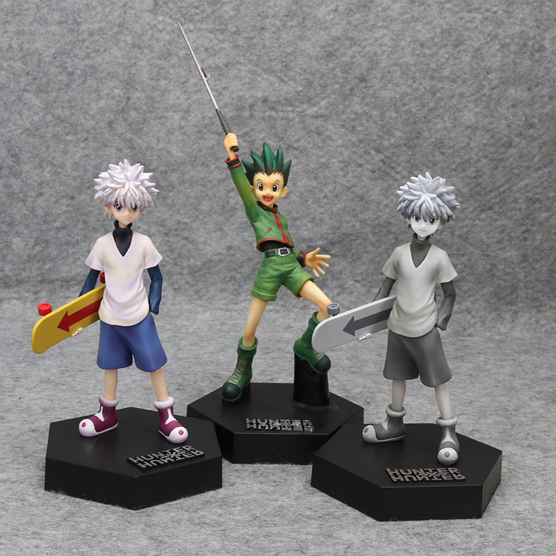 Hunter x Hunter DX Figure Vol.1 Gon Freaks 16cm BANPRESTO anime Japan