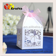 2017 cheap wedding favor fancy handmade indian wedding gift box