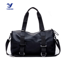 2017 Fashion Men Travel Bags Large Capacity PU Leather Bag Hand Luggage Duffle Men Waterproof Women Bags