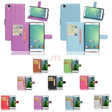 Wallet Stand Flip Cover For Bluboo Maya 5.5 Inch PU Leather Magnetic With Card For Bluboo Maya 5.5 Inch