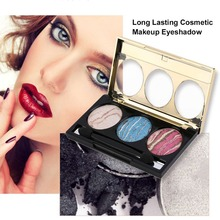 Special Women Lady Design Eye Shadow Personal Facial Makeup Long Lasting Cosmetic Makeup Eyeshadow 6 Types Optional New Style