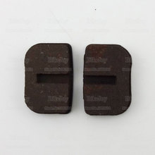 Disc Brake Shoe Pad 47cc 49cc 2 Stroke Gas Scooter Baby Kid Crosser Dirt Pocket Mini Moto Bike ATV Quad Go Kart Motorcycle