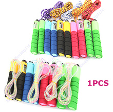 1PC Adjustable Skipping Jump Rope with Counter Number Fitness Exercise Workout Gym(China)