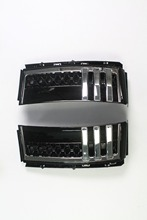 High quality front grille mesh grill for Land Rover Range Rover Autobiography 2010 2011 2012
