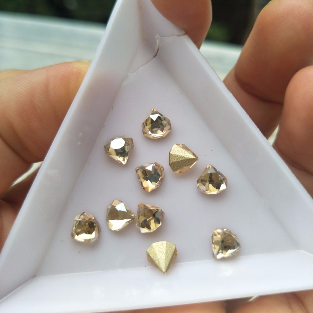 7mm CHampagne Diamond