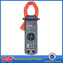 WHDZ DT200 Digital clamp meter Diode Detection Current Voltage Resistance Test buzzer and data hold function(China)