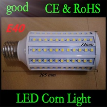 20pcs DHL Shipping E40 30W 5050 Chip 165 LED Corn Light 110V/220V Warm/White Bulb Maize Lamp Home Indoor Outdoor street lighting(China)