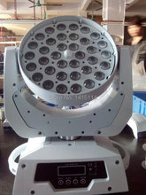 new product 36pcs*15W 5 in 1 RGBWA led zoom moving head stage light(China)