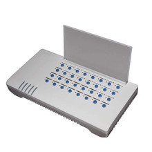 32 ports SIM Bank server ,Remote SIM cards manage,emulator support goip(Auto IMEI Changeable+Auto SIM Rotation)(China)