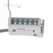 Reverse switch backsewing backstitch switch with LED for computer control lockstitch sewing machine industrial spare parts