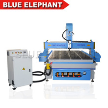 1325 cnc wood machine router, the best price cnc router, vacuum table cnc router 1325 manual tool changer(China)