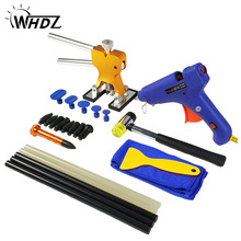 Buy WHDZ PDR Auto Body Paintless Dent Removal Repair Tools Kits Glue Gun Dent Lifter Glue Puller Hand Tool Set auto body repair tool for $46.26 in AliExpress store