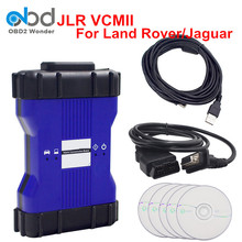 Best quality JLR VCMII For Land Rover JLR VCM2 V143 OBD 2 Diagnostic Tool Replacement For JLR SDD VCM With Multi-language(China)