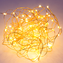 LED String Light 2M 3M Copper Wire High Quality Fairy Lights Waterproof Lighting Strings For Christmas Wedding Party Decoration