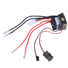 Buy 320A 7.2V-16V High Voltage Version Waterproof ESC Brushed Electric Speed Controller RC Car Truck Boat Models for $12.58 in AliExpress store