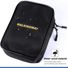 Walking Way Water resistant 16-slot camera filter Storage bag case Pouch for Circular 100mm 150mm square filter(China)