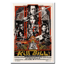 S036 Kill Bill Rockin Jelly Bean Mondo Movie Hot Art Poster Silk Light Canvas Painting Print Home Decor Wall Picture(China)