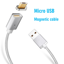 Buy Micro USB Cable Magnetic Charger Samsung Xiaomi Huawei Android Phones Fast Charge Magnet Micro USB Data Sync Charger Cable for $3.88 in AliExpress store