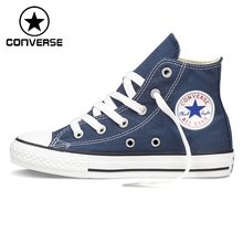 Original New Arrival Converse Classic Kids' Canvas Shoes High top Sneakser(China)