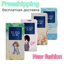 Sunroof Cartoon Mobile Phone bags cases for Motorola Moto X play Moto X3 Lux XT1562 XT1563 flip cell cover case,Free Shipping