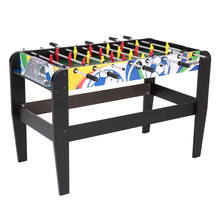 "48"" Table Football Soccer Game Room Table Kicker Baby-foot Table Foosball Competition Family Club Sport Game Pubs(China)"