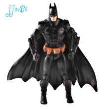"7""18CM The Dark Knight Movie Batman Superhero action figure Toy Collection superhero figures robot Kids classic toys"