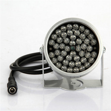 New Arrival High Quality 48 LED for illuminator Light Lamp CCTV IR Infrared Night Vision Security Camera(China)