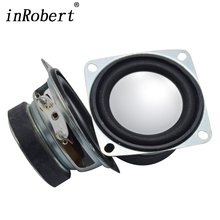 "2pcs 2"" 2inch 4ohm 3W Full Range Speaker For Mini Stereo Speakers Loudspeaker Box Diy Accessories"