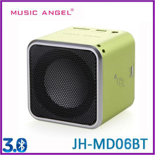 Stereo Music angel Surround Support Bluetooth TF AUX Wireless Best Bluetooth Speaker Portable Outdoor Mini Loudspeaker for iphon(China)