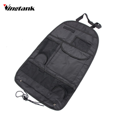 Car organizer Back seat of chair Car multi Pocket Auto storage bag Car seat high quality