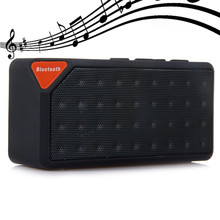 X3 Wireless Mini Bluetooth TF USB FM Speaker Portable Jambox Style Speaker Music Sound Box Subwoofer Loudspeakers for Cellphone