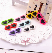 Fashion Pet Dog Cat sunglasses hair ornaments accessories Doggy Puppy hair clip hairpin teddy hair bows grooming supply CW-80134