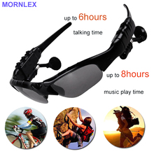 Buy Wireless bluetooth sunglasses earphone headphone mic bluetooth headset stereo headphone sports camera fones bluetooth for $12.27 in AliExpress store