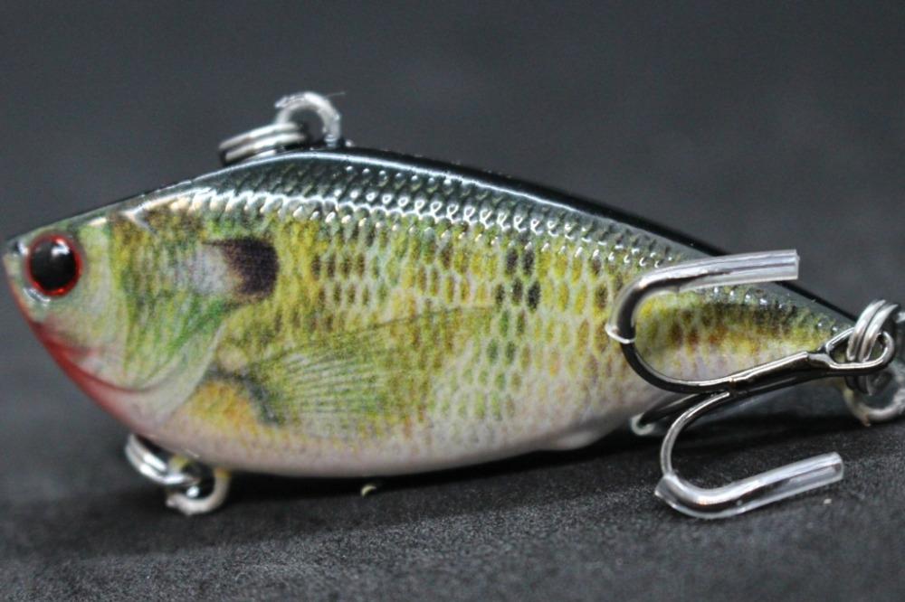 17 wLure Life Like Pattern Fishing Lure with Upgraded Treble Hooks 16