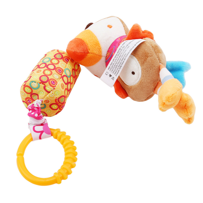 Early Education Toys Baby Toys 3-24 Month Rabbit Rattle Rattle Music US STUCK