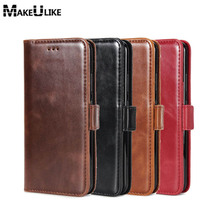 Buy MAKEULIKE Case Sony Xperia E5 Flip Cover Wallet Case Luxury Oil PU Leather Phone Bags Cases Sony E5 F3311 F3313 Pouch for $4.99 in AliExpress store