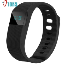 OTOKY Hot Unique   Smart Wrist Band Sleep Sports Fitness Activity Tracker Pedometer Bracelet Watch Drop ship F20