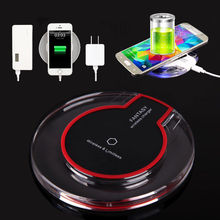 QI Wireless Power Fast Charger Pad Mat Plug For Samsung/LG/Moto/iPhone/HTC/Nokia