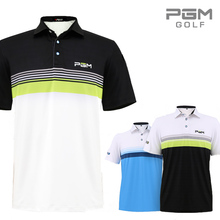 New arrival Brand men golf shirts male clothes polo shirt quick-drying breathable function fabric soft male sportwear